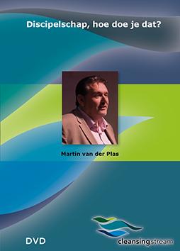 DVD Martin van der Plas Discipelschap hoe doe je dat 354pix hg